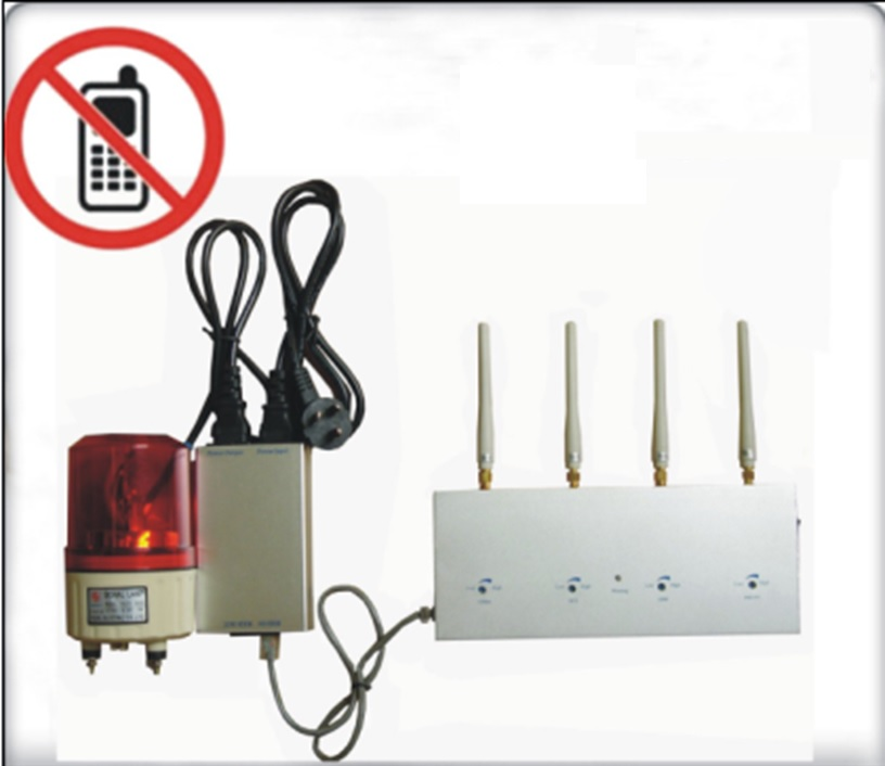 Wholesale cell phone signal detector with alarm light