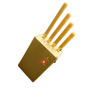 What is 4g wifi - Handheld Cellphone GPS Jammer 3Watts output power + four Antennas