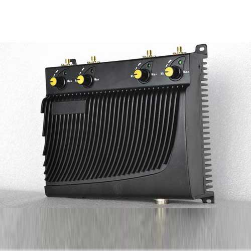 in home mobile phone signal booster | Adjustable Desktop Mobile Phone ,GPS Jammer with Remote Control
