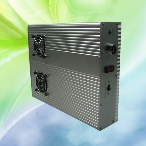 All jammers - New Style High Power Desktop Cell Phone Jammer - CDMA/3G/GSM Blocker with 2 Cooler Fans
