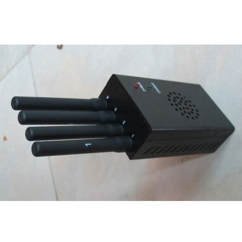 4g lte gsm high power portable mobile phone jammer , gsm phone jammer legality