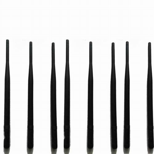 wifi jammer amazon official site - 8pcs Replacement Antennas for Signal Jammer