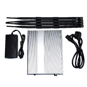 Wholesale Wireless Phone Signal Jammer + 50 Meters 2.85