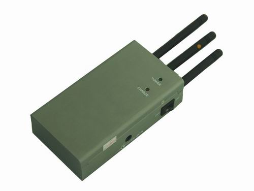 Wholesale High Power Mini portable Cell Phone Jammer