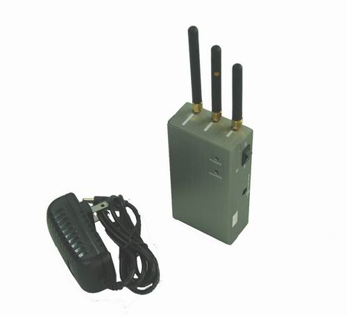3 in 1 jammer | High Power Mini portable Cell Phone Jammer