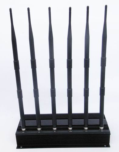 3g jammer diy - 6 Antenna GPS, UHF, Lojack and Cell Phone Jammer (3G, GSM, CDMA, DCS)