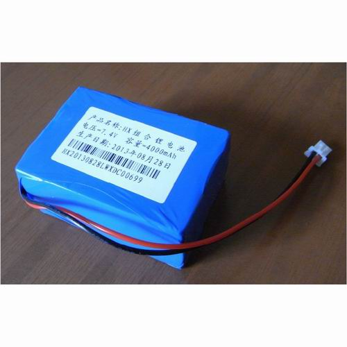 Bomb jammer - Free Shipping 2600mAh Lithium-Ion Battery For Portable Cell Phone Jammer