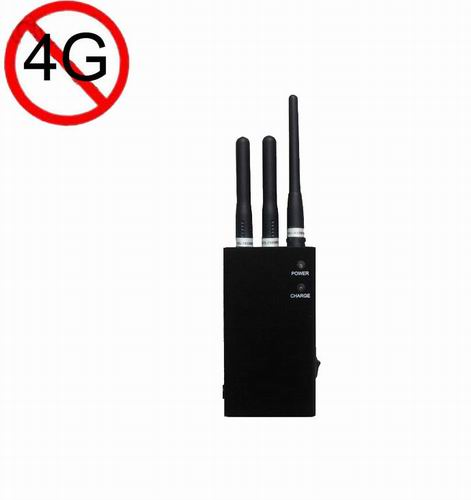 adjustable high power gps wifi cellular signal jam - Portable XM radio,LoJack and 4G Wimax Jammer