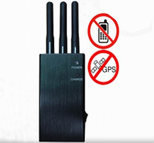 Wholesale 5 Band Portable Wifi Wireless Video Cell Phone Jammer