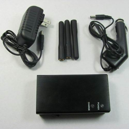Cell phone jammer egypt - Wholesale 5 Band Portable Wifi Wireless Video Cell Phone Jammer