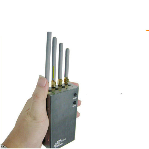 5-band portable gps & cell phone signal blocker ja - handphone signal blocker jammer