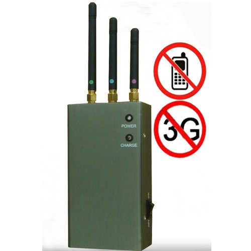 Wholesale 5-Band Portable Cell Phone Signal Blocker Jammer