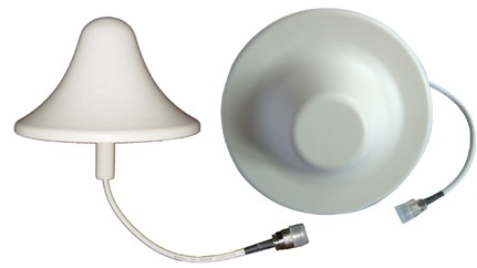 Signal blocker kahibah , Indoor Ceiling Mount Antenna for Cell Phone Signal Booster ( 800-2500MHz)