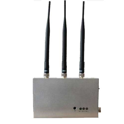 signal jammers news channel - Remote Controlled 4G Mobile Phone Jammer