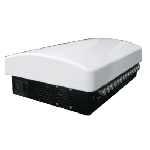Wholesale 14 bands Built-in Aerial Adjustable All Cell Phone GSM CDMA 3G 4G WIFI GPS VHF,UHF and Lojack Jammer