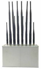 Wholesale 6 Band Desktop all GSM CDMA 3G 4GLTE Mobile phone Jammer