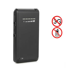Wholesale New Cellphone Style Mini Portable Cellphone 3G & 4G Wimax Signal Jammer