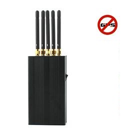Wholesale Handheld 5 Bands Portable GPS Jammer (GPS L1/L2/L3/L4/L5) and Lo