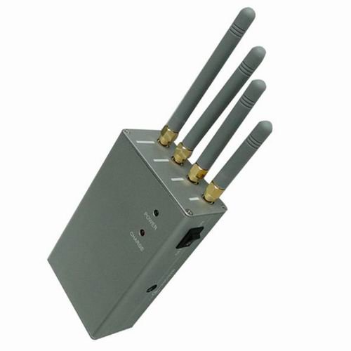 Wholesale High Power Handheld Portable Cell Phone Jammer-Omnidirectional A