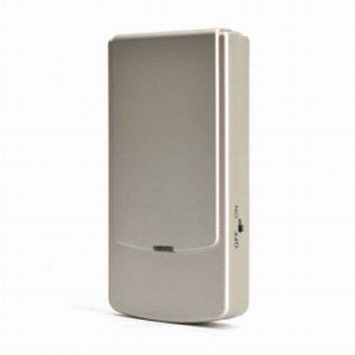 Wholesale Mini Portable Hidden CDMA DCS PCS GSM Cell Phone Signal & WiFi Jammer
